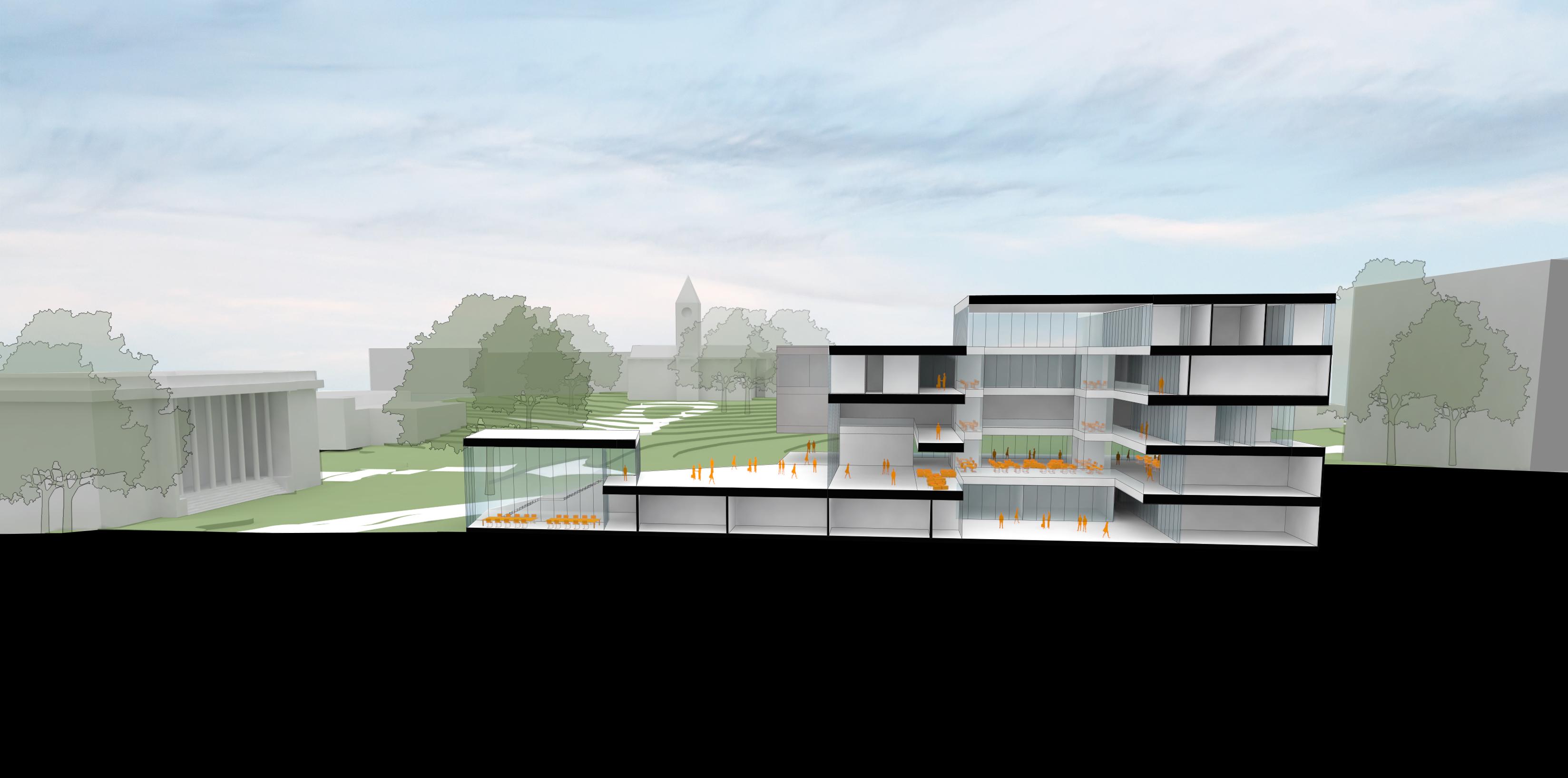 Center Courtyard Toward Tillman_FINAL
