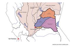 American River Watershed