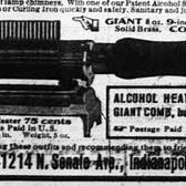 Hot Comb Advertisment