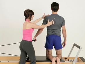 Estudo: Intervenção do Pilates na reeducação postural