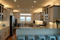 Kitchen & View of Sound