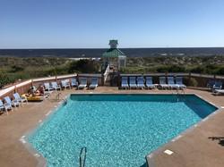 St James Beach Club Oceanside Pool