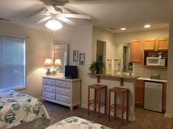 Second Bedroom with Kitchenette