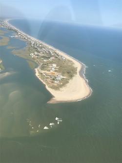 Oak Island WEst End Aerial