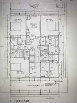 Middle Floor Plan
