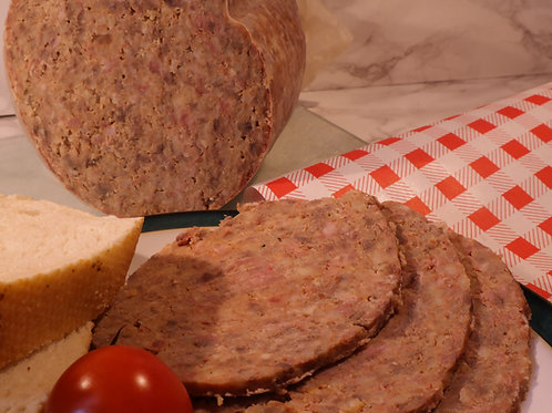 Ham & Meat Roll (per100g - approx 3 slices)
