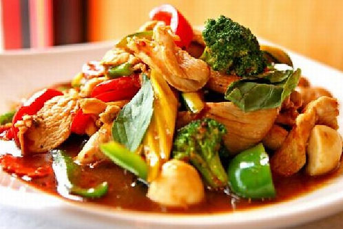 Chicken Stir-fry (lb)