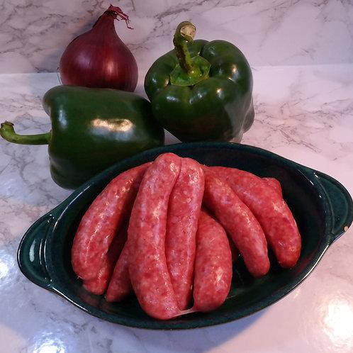 Beef Sausages (lb) - approx 12 per lb