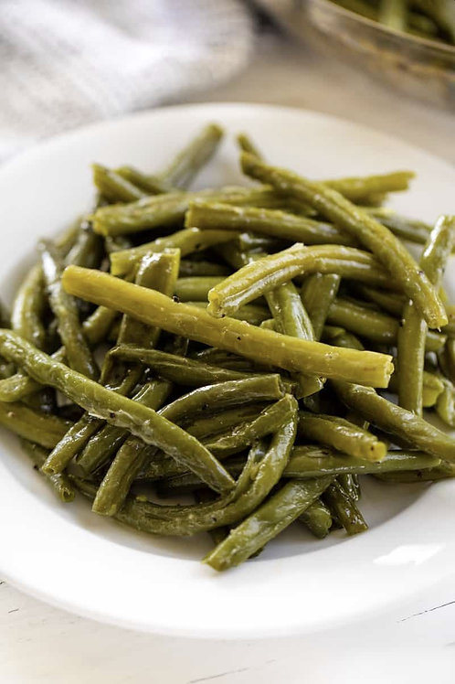 Zesty Green Beans (Tray) - serves 2-3