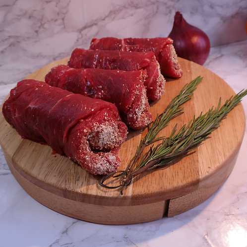 Oatmeal Beef Olives (each)