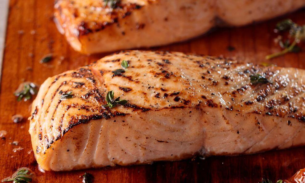 Salmon fillets 3