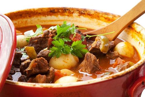 Casserole Lamb (lb) - 3 portions per lb