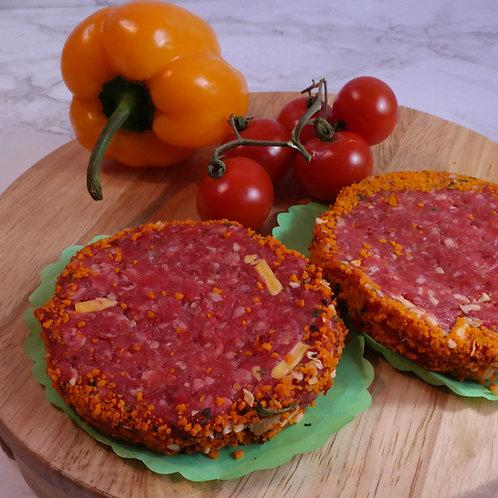Steak & Cheese Burger (each)