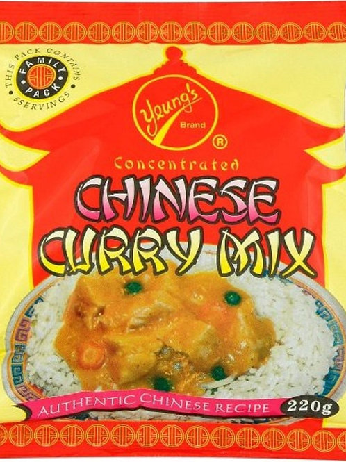 Yeung's Chinese Curry Mix (concentrated) 220g
