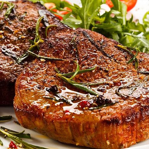 Round Steak (lb) - 3 portions per lb
