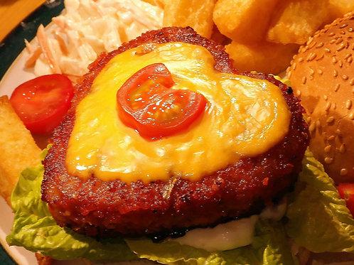 Brymer's Valentine Burgers!
