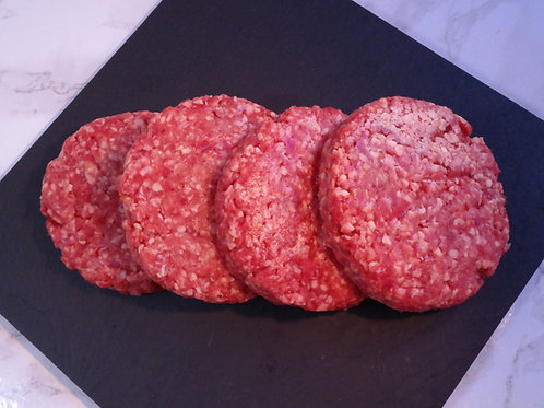 Beef Burgers (each)