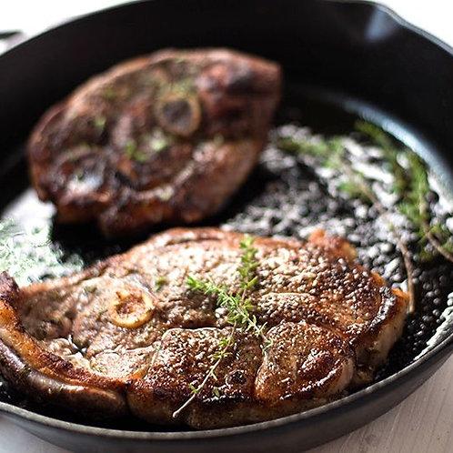 Gigot Lamb Chops  (lb) - approx 2 per lb