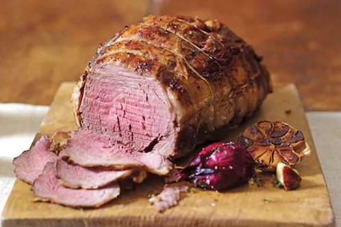 Rolled Silverside (lb) - 3 portions per lb