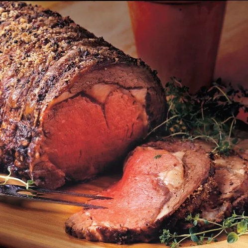 Rolled Rib Roast (lb) - 3 portions per lb