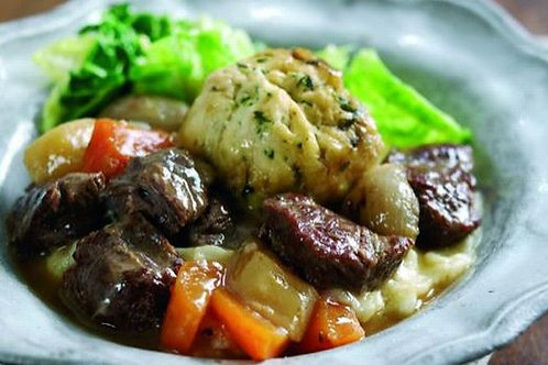Casserole Steak (lb) - 3 portions per lb