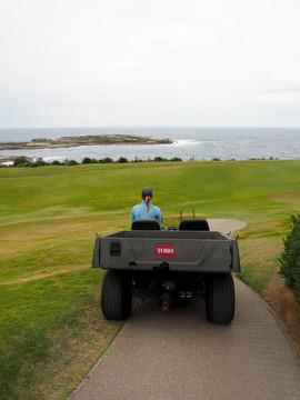 Sofia Westin, New South Wales Golf Club