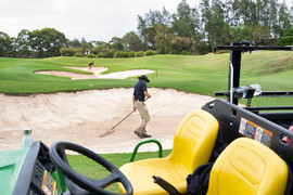 Oliver Gustavsson, Terrey Hills Golf Club