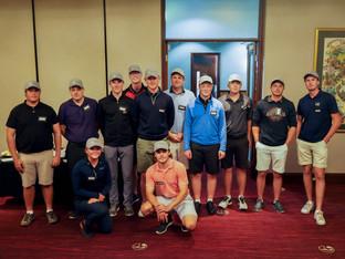All Sydney-based season 2019-2020 Envoys together at Terrey Hills Golf Club