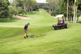 Sebastian Lagerholm, Killara Golf Club