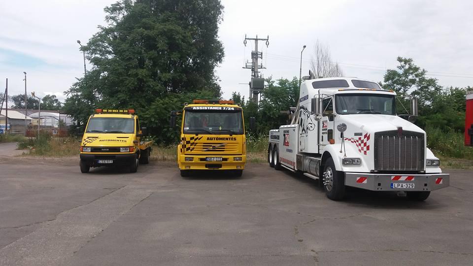 Assistance 7/24 kft Szeged