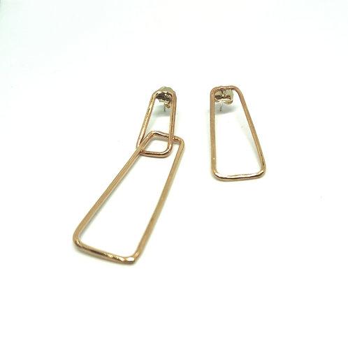 Pulcinella earrings