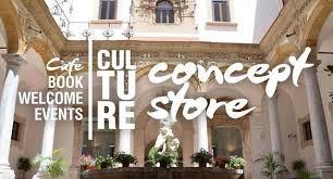 I nostri souvenir d'arte nel nuovo Culture Concept Store del Salinas