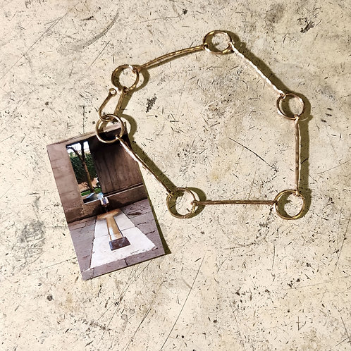 Circle necklace (small)
