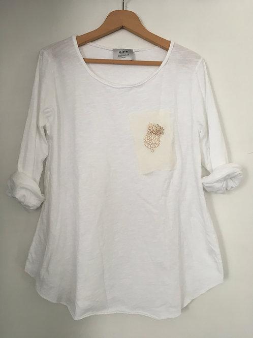 Palermo liberty - t-shirt manica lunga o corta