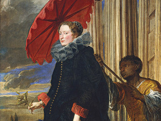 Con Arthemisia e Van Dyck a Torino
