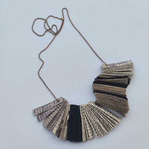 Biblio II necklace