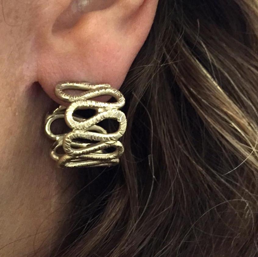 orecchino no perla