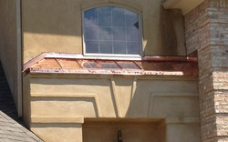 After roof