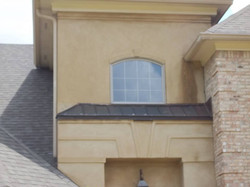 Before roof