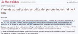 31-07-2006  La Voz de Galicia