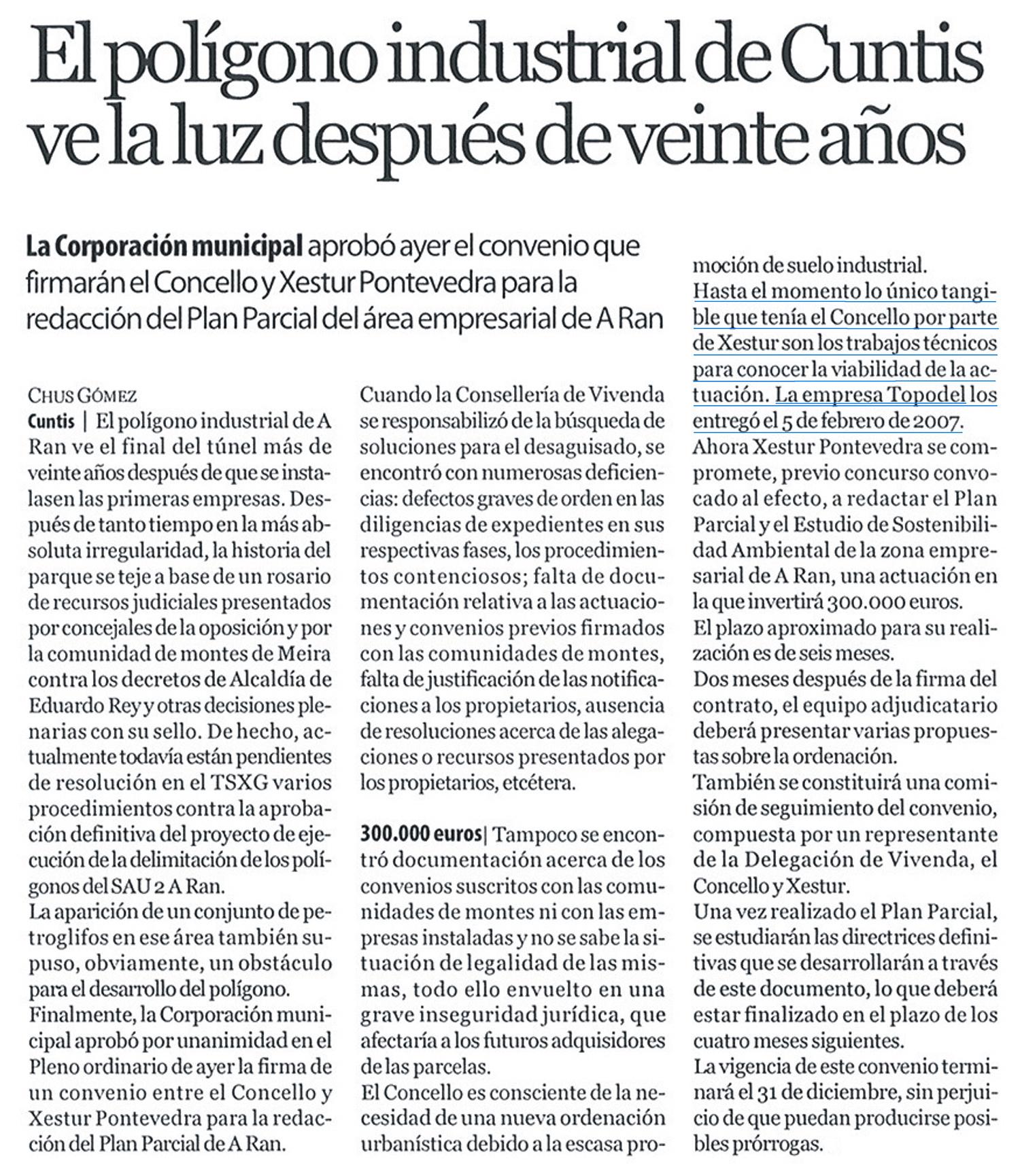 28-04-2007  Diario de Pontevedra