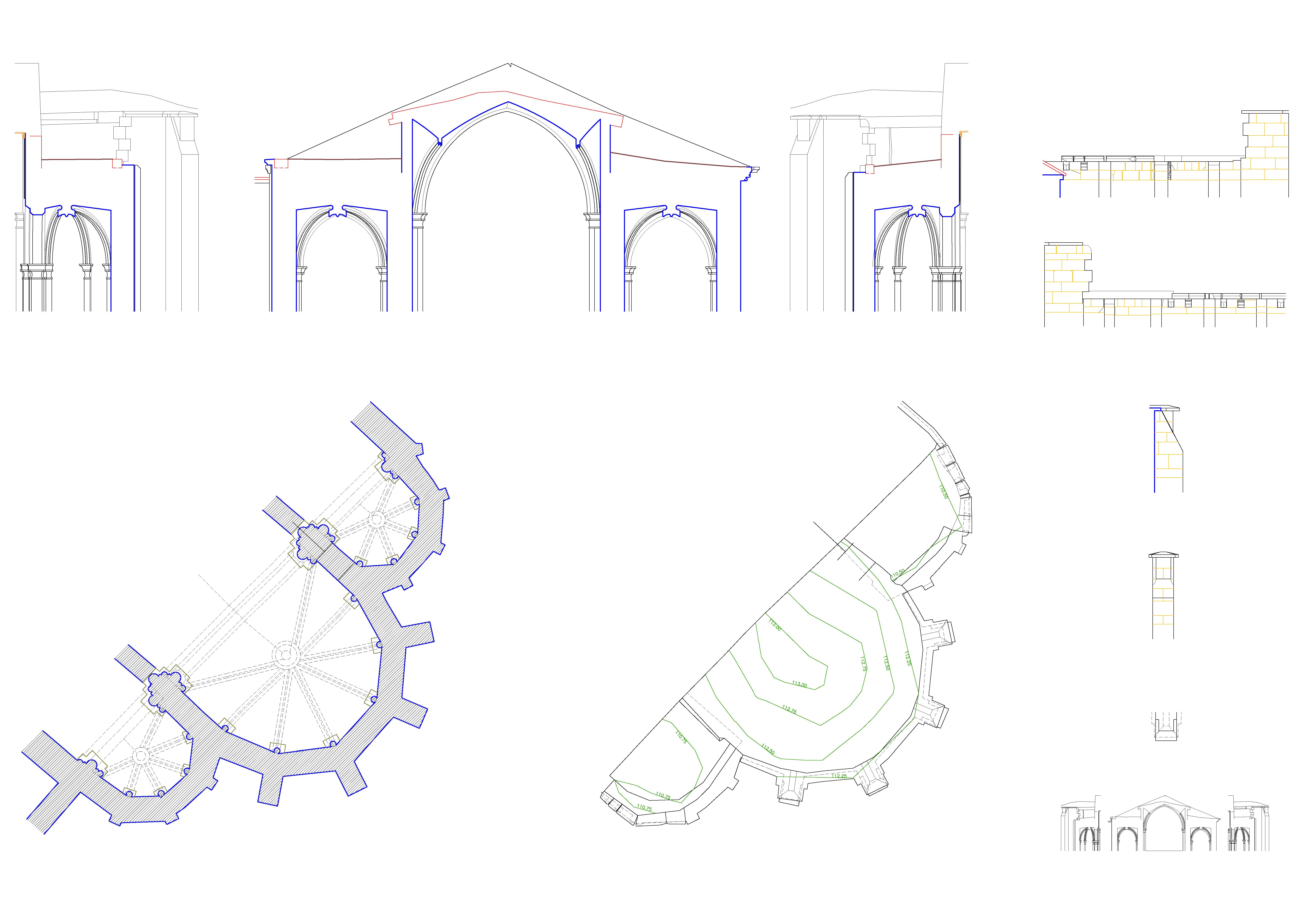 estado-actual-delineacion-Iglesia-abside