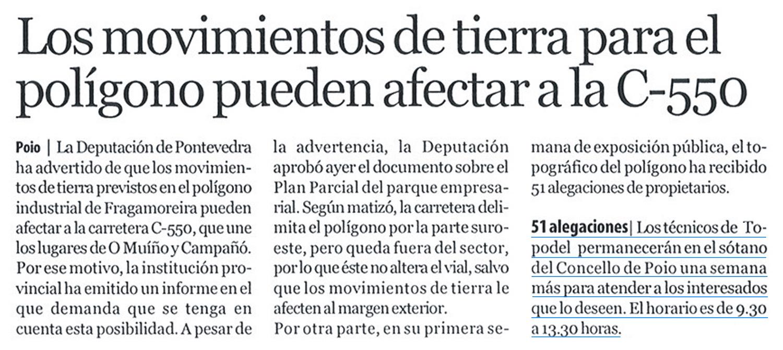 16-06-2007  Diario de Pontevedra