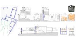levantamiento de planos de ruinas
