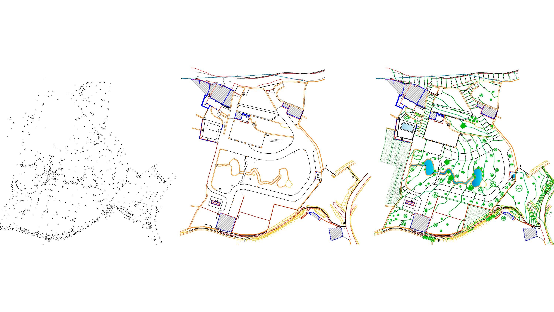 Topografico Pontevedra Chalet