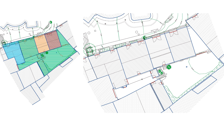 Topografia en Galicia Edificios