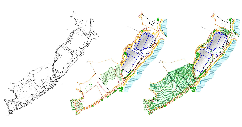 topografico Galicia CONNORSA