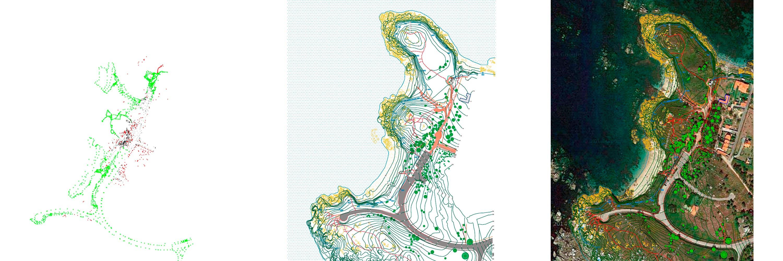 Topográfico Galicia Pontevedra