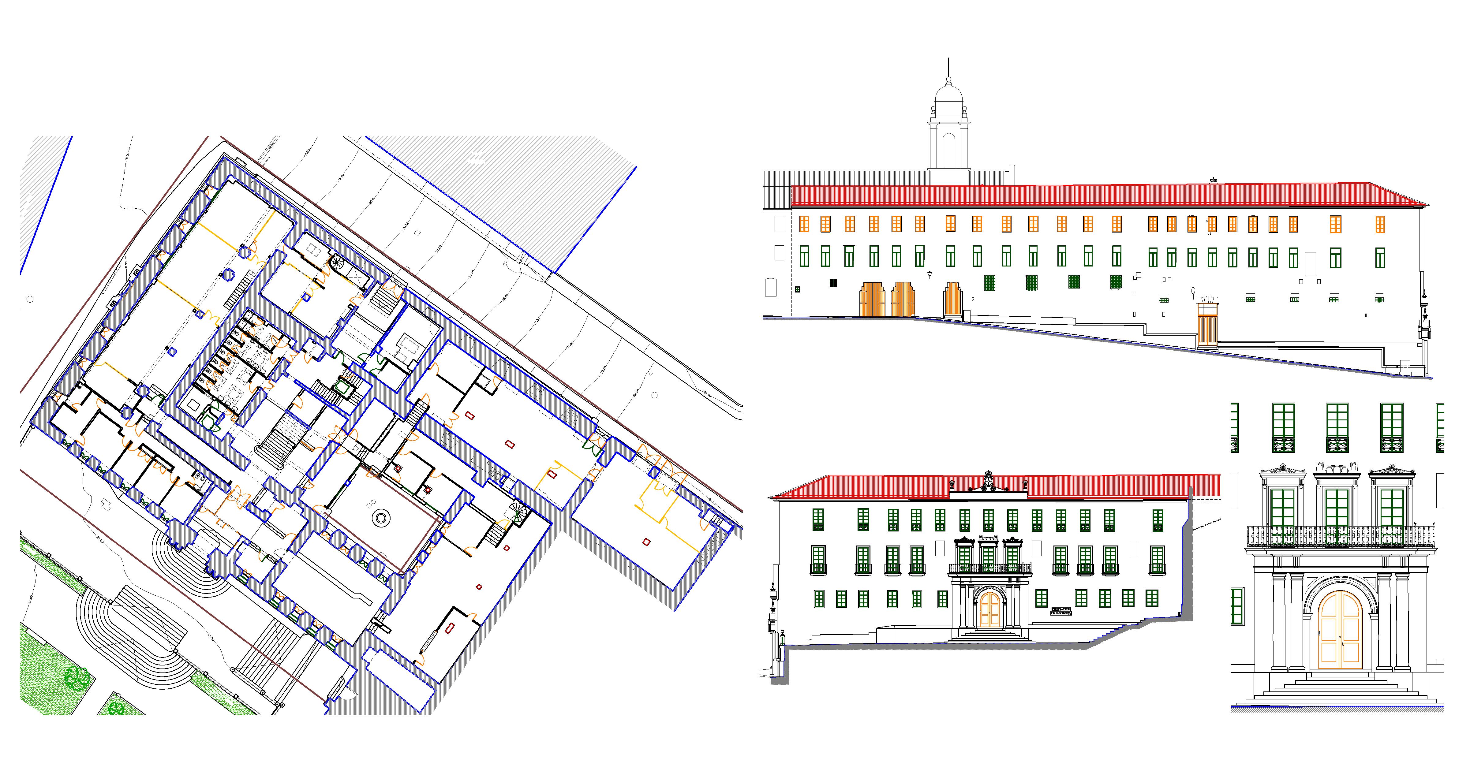 estado actual monasterio galicia
