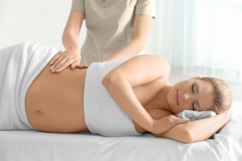 ~ Prenatal Massage ~  (12+ Weeks)